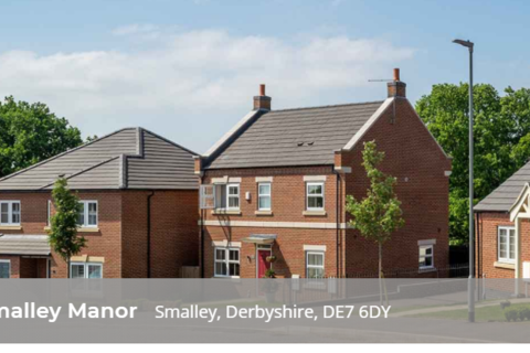 Peveril Homes - Smalley Manor