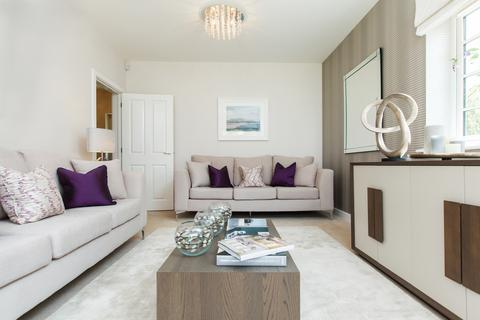 Bellway Homes - Wavendon View - The Alton - Plot 569 at The Leys at Willow Lake, Stoke Road MK17
