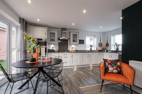 Barratt Homes - Bertelin Fields