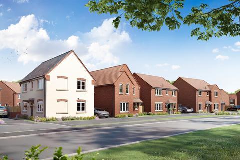 Lovell Homes - Saddlers Grange