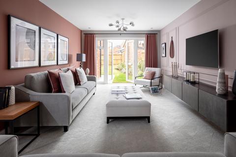 Bellway Homes - Abbey Fields Grange