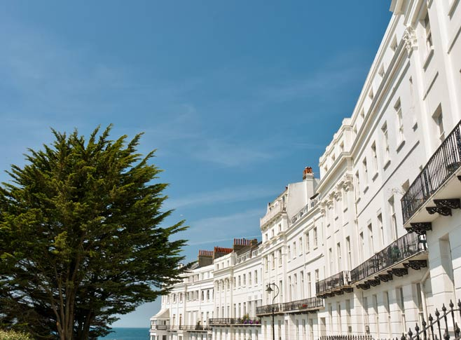 Regency House, Brighton