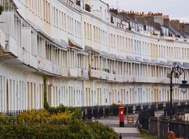 Royal York Crescent, Bristol
