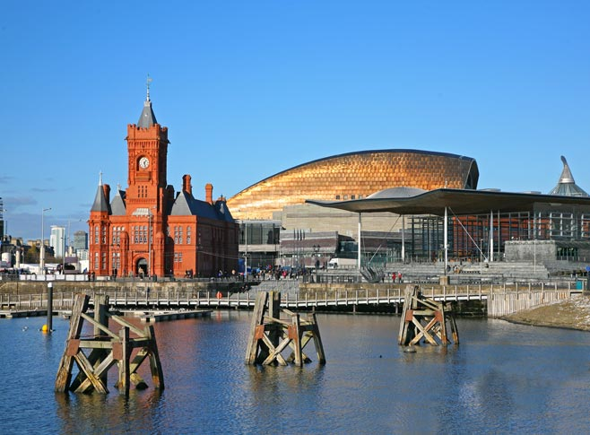 Cardiff Bay Harbour