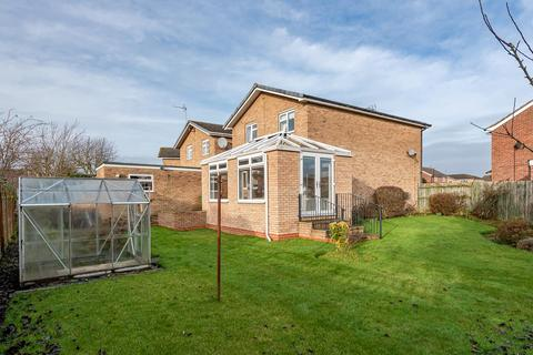 4 bedroom detached house for sale - Scaudercroft, Dunnington, York, YO19