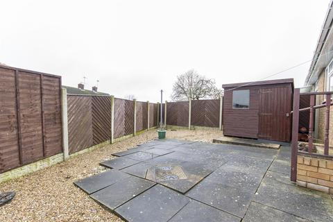 2 bedroom semi-detached bungalow for sale - Ridgedale Road, Bolsover, Chesterfield