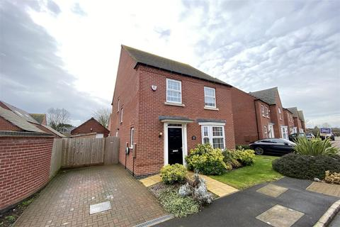 4 bedroom detached house for sale - Knaresborough Drive, GrANTHAM