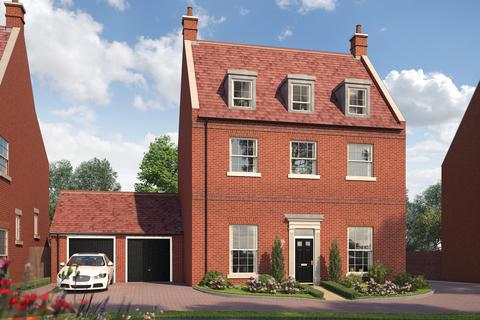 5 bedroom detached house for sale - Plot 58, The Horley at Hanwell View, Southam Road, Banbury OX16