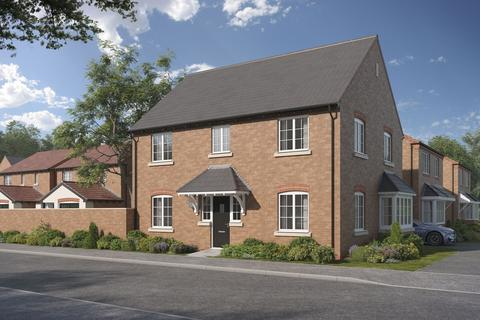 4 bedroom detached house for sale - Plot 81, The Lilac at Hazelwood, Coventry Road, Cubbington CV32