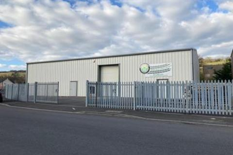 Industrial unit to rent - Units 2a & 2b Swanbridge Court, Bedwas House Industrial Estate, Caerphilly
