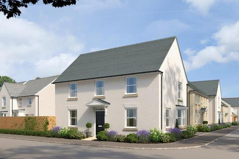 David Wilson Homes - Tarka Ridge - Plot 188, The Denbury at Montbray, Montbray, Barnstaple, Devon EX31