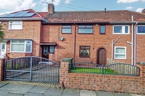 3 bedroom terraced house for sale - Springwell Road, Wrekenton, Gateshead, Tyne and Wear, NE9 7AA