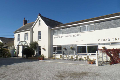 Hotel for sale - Bossiney House Hotel, Tintagel