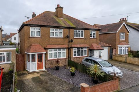 3 bedroom semi-detached house for sale - Highland Avenue, Bognor Regis, West Sussex, PO21 2BJ