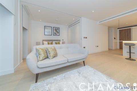 Studio to rent - Belvedere Row Apartments, Fountain Park Way, London W12