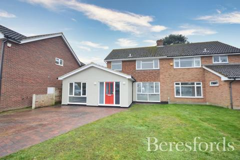 4 bedroom semi-detached house for sale - Long Brandocks, Writtle, Chelmsford, Essex, CM1