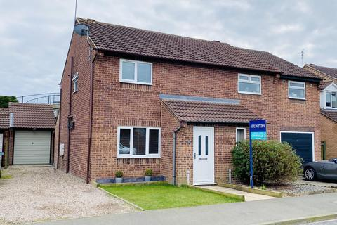 2 bedroom semi-detached house for sale - Middlecroft Drive, Strensall, York, YO32 5UP