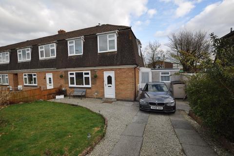 3 bedroom end of terrace house for sale - 41 Lon Hafren, St Clears SA33 4BS
