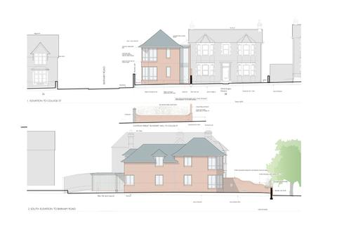 Plot for sale - Barham Road, Petersfield, Hampshire