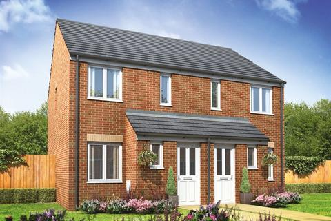 2 bedroom end of terrace house for sale - Plot 663, The Alnwick at St Peters Place, Adlam Way SP2