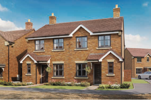 3 bedroom semi-detached house for sale - Plot 22, The Sherwood at Eleanor Gardens, The Headlands, Navenby LN5
