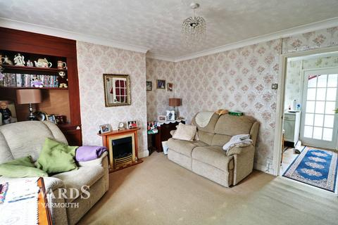 3 bedroom end of terrace house for sale - St Julian Road, Caister-on-Sea