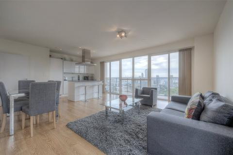3 bedroom flat for sale - Panoramic Tower, 6 Hay Currie Street, Langdon Park, London, E14