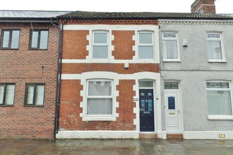 2 bedroom terraced house to rent - Cardigan Street, Cardiff