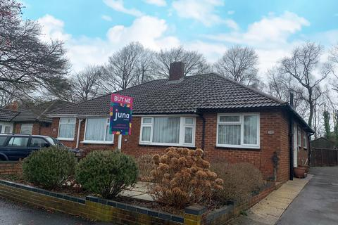 2 bedroom semi-detached bungalow for sale - Oak Road, Fareham, PO15 5HX