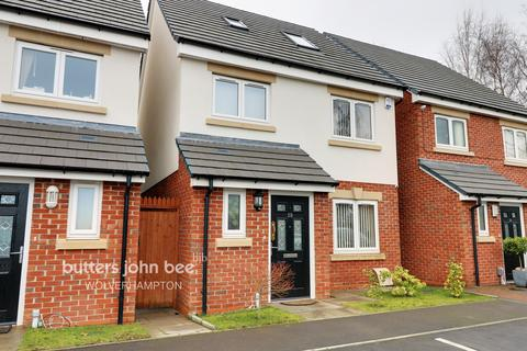 5 bedroom detached house for sale - Ikon Avenue, WOLVERHAMPTON