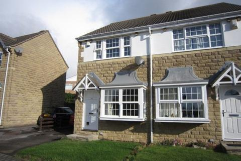 2 bedroom semi-detached house to rent - Clarence Mews, Horsforth, Leeds