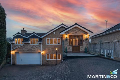 3 bedroom detached house for sale - Minton Road, Harborne, B32
