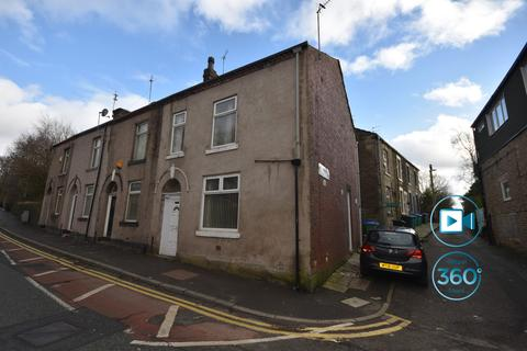 3 bedroom end of terrace house for sale - Halifax Road, Hurstead, OL16 2RP