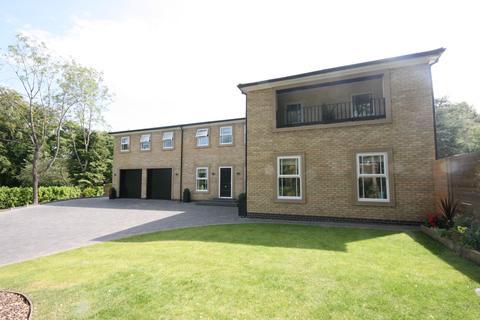 5 bedroom detached house for sale - Edge Hill, Darras Hall, Ponteland, Newcastle Upon Tyne, NE20