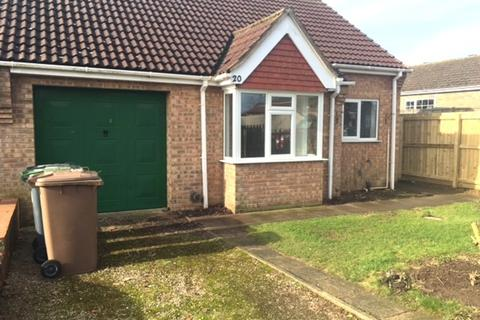 2 bedroom semi-detached bungalow to rent - Shardloes, Branston , Lincoln