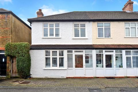 3 bedroom end of terrace house for sale - Washington Road, Worcester Park, Surrey, KT4
