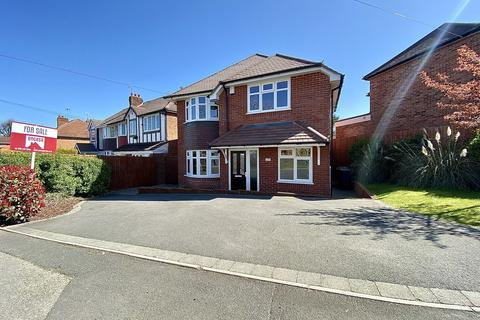 4 bedroom detached house for sale - Wagon Lane, Solihull