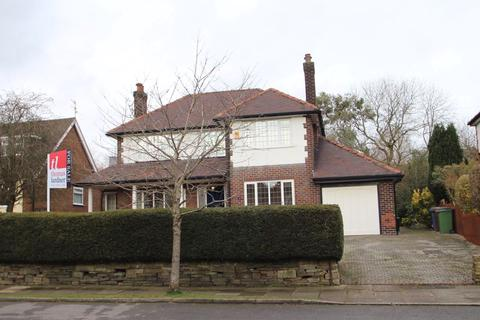 4 bedroom detached house for sale - Hillcourt Road, Greave, Romiley