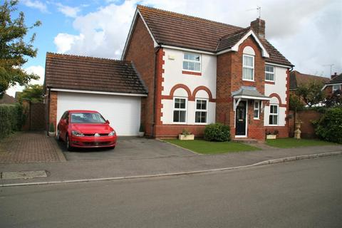 4 bedroom detached house to rent - Lister Road, Wroughton, Swindon, Wilts, SN4 9SB