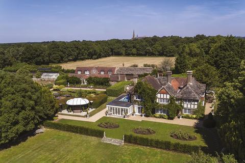 5 bedroom detached house for sale - Shermanbury, Horsham, West Sussex