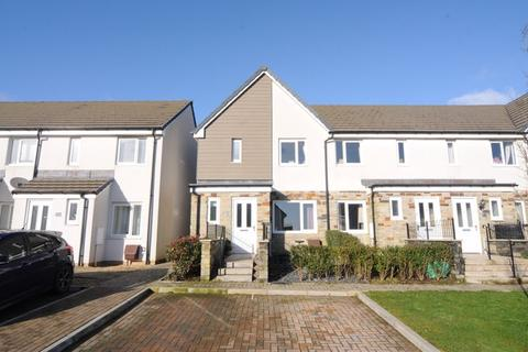 3 bedroom end of terrace house for sale - Bluebell Street, Plymouth. Modern 3 Bedroom House with Parking and Garden.