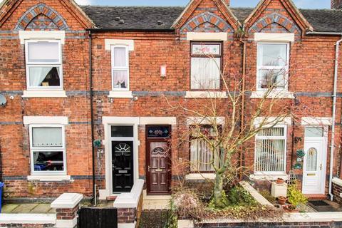 2 bedroom terraced house for sale - Rowland Street, Dresden, Stoke-on-Trent, ST3