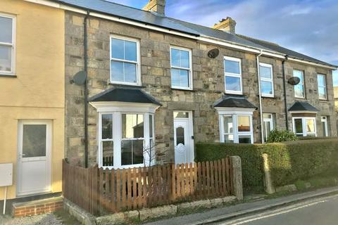 3 bedroom terraced house for sale - Chain-free and private parking at Rose Hill, Redruth