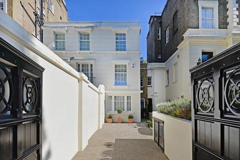 4 bedroom terraced house for sale - Hamilton Terrace, St John's Wood, London, NW8