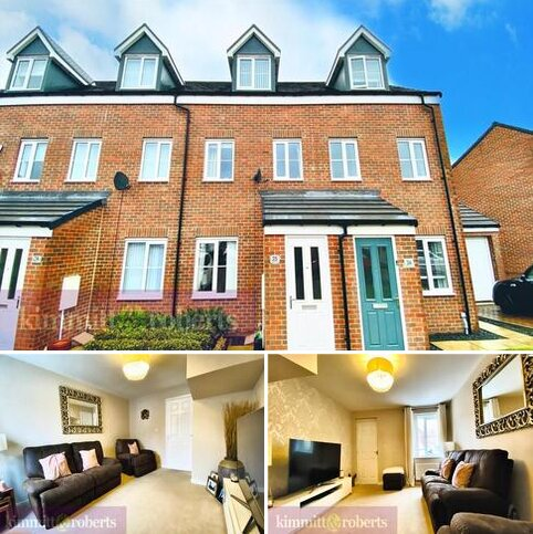 3 bedroom townhouse for sale - Bramble Close, Houghton Le Spring