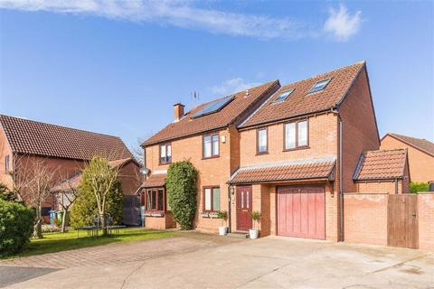 6 bedroom detached house for sale - Lady Frances Drive, Market Rasen, Lincolnshire