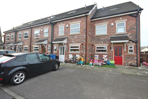 4 bedroom townhouse to rent - St. Marys Court, St. Marys Street , Latchford, Warrington, WA4