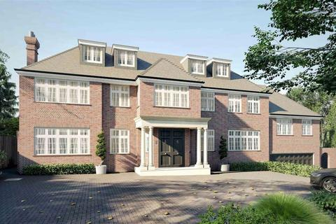 6 bedroom detached house for sale - Grange Avenue, Totteridge, London