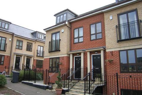 4 bedroom end of terrace house to rent - St Bartholomews Court, Cambridge, Cambridgeshire, CB5