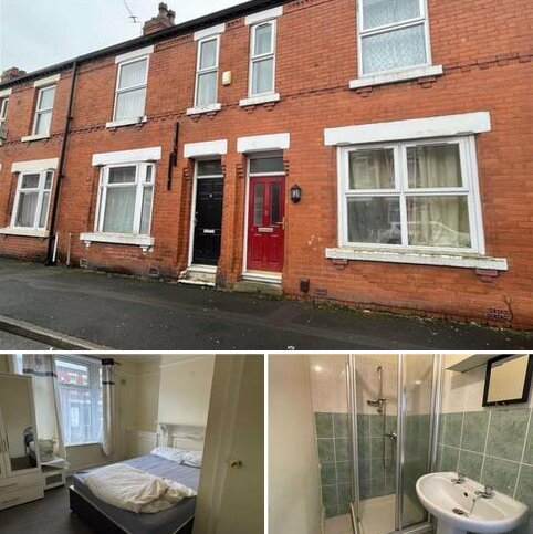 4 bedroom house share to rent - Cyril Street, Rusholme, Manchester